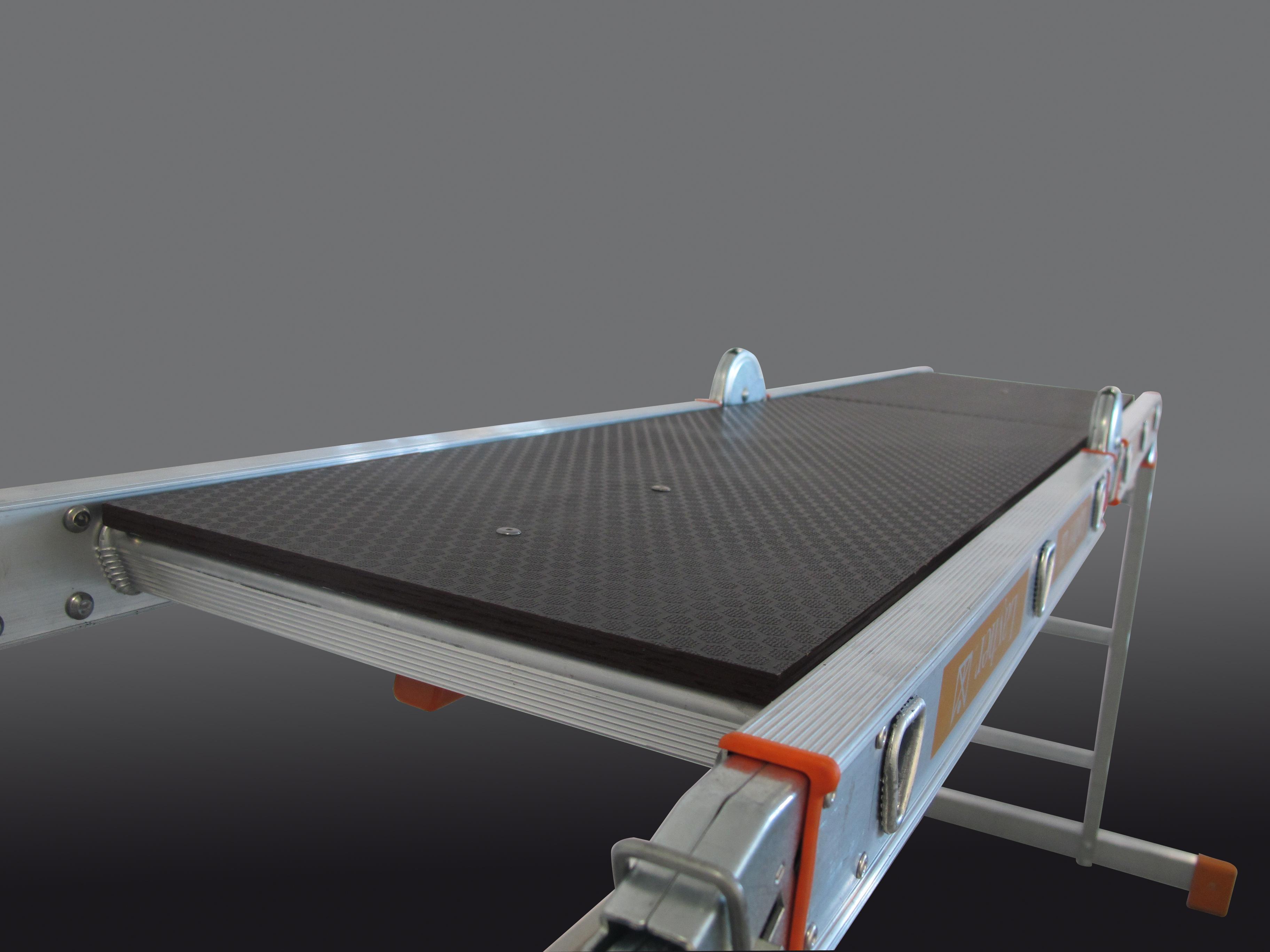 Layher Plattform Set Fur Topic Kofferraum Leiter Klappleiter Gelenkleiter 4x3 Sprossen